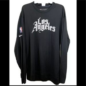 Nike NBA Los Angeles Clippers Team Issue Shooting